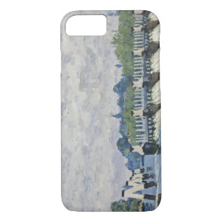 Alfred Sisley - Molesey Weir, Hampton Court iPhone 7 Case
