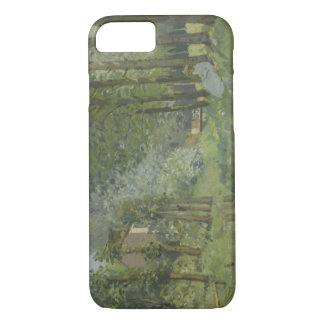 Alfred Sisley - Rest along the Stream iPhone 7 Case