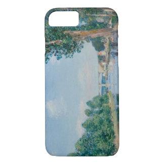 Alfred Sisley - Saint-Mammes. June Sunshine iPhone 7 Case