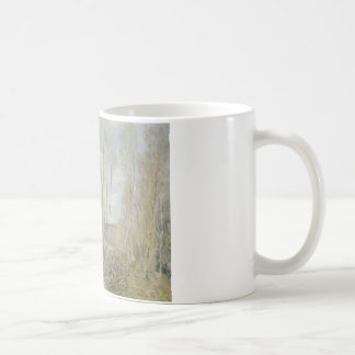 Alfred Sisley - The Loing's Canal Coffee Mug