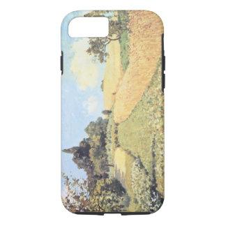 Alfred Sisley | Wheat Field iPhone 7 Case