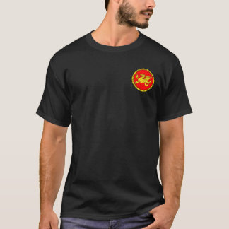Alfred the Great Red & Yellow Seal Shirt