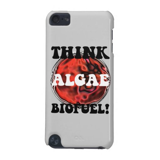 algae biofuel iPod touch 5G cover