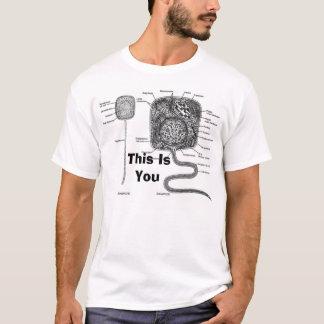 algae, This Is You  T-Shirt