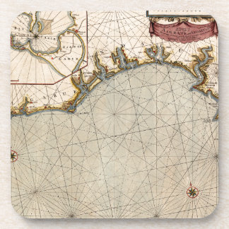 Algarve Portugal 1690 Coaster