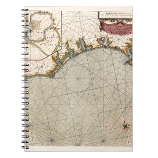 Algarve Portugal 1690 Notebook