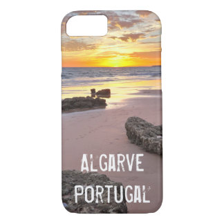 Algarve - Portugal. Summer vacations in Albufeira iPhone 8/7 Case