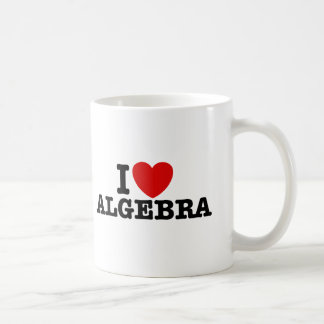 Algebra Coffee Mug