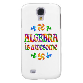Algebra is Awesome Samsung Galaxy S4 Case