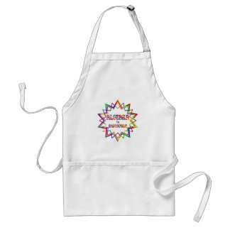 Algebra is Awesome Standard Apron