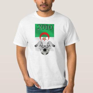 Algeria 2010 Les Fennecs football flag T-Shirt