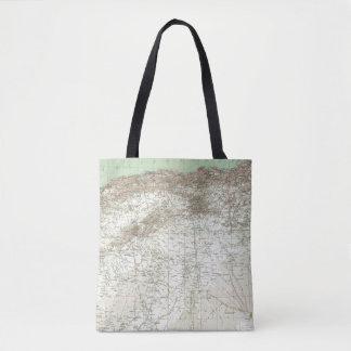 Algeria and Tunisia Tote Bag