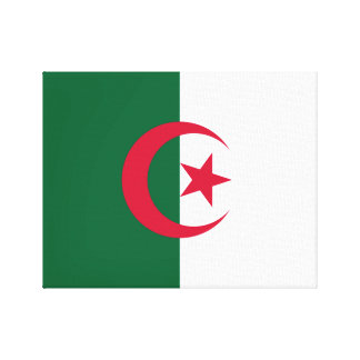 Algeria Canvas Print