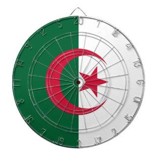 Algeria Flag Dartboard