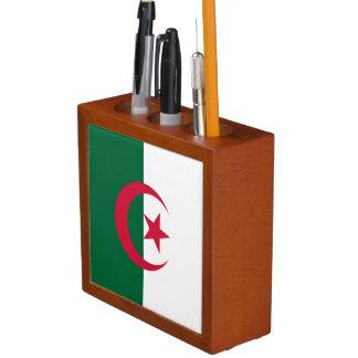 Algeria Flag Desk Organiser