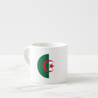 Algeria Flag Espresso Cup
