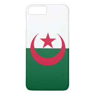Algeria Flag iPhone 8 Plus/7 Plus Case