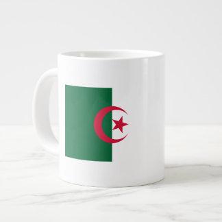 Algeria Flag Large Coffee Mug