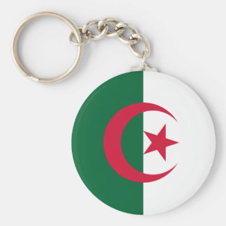 Algeria Key Ring