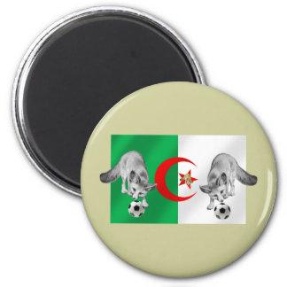 Algeria Les fennecs soccer lovers gifts Magnet