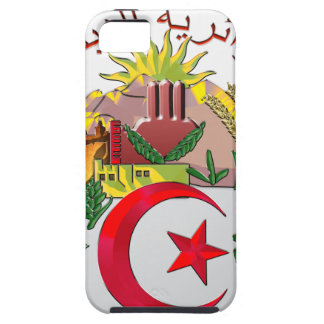 Algeria Tough iPhone 5 Case