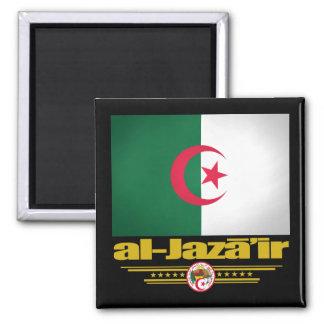 Algerian Flag 2 Magnet