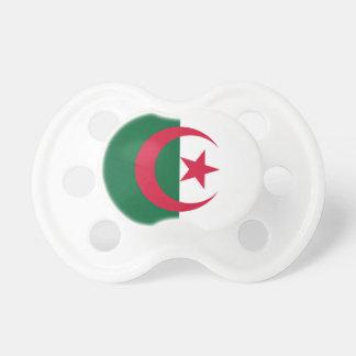 Algerian Flag Baby Pacifier