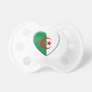 Algerian heart with flag Algeria Dummy