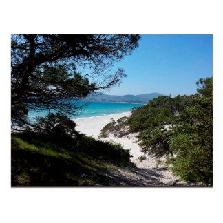 Alghero, Sardinien - postcard