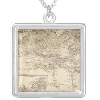 Algier Silver Plated Necklace