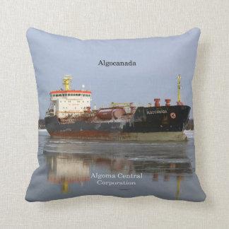Algocanada square pillow