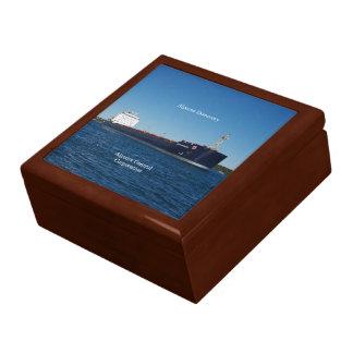 Algoma Discovery keepsake box