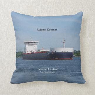 Algoma Equinox square pillow
