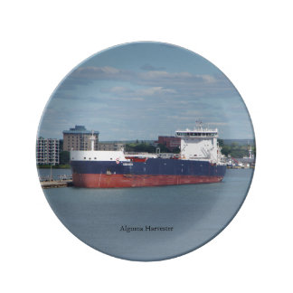 Algoma Harvester decorative plate