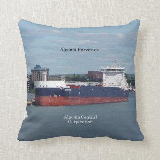 Algoma Harvester square pillow