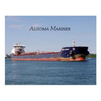 Algoma Mariner post card