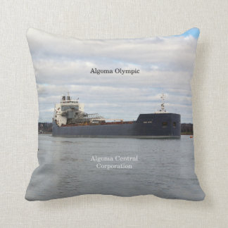 Algoma Olympic square pillow