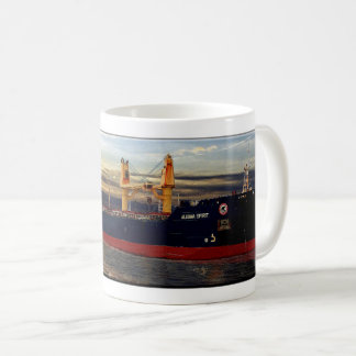 Algoma Spirit picture with cranes mug