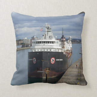 Algoma Transfer square pillow
