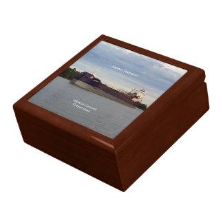 Algoma Transport keepsake box