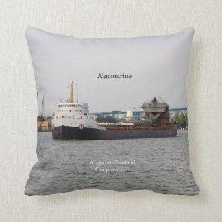 Algomarine square pillow
