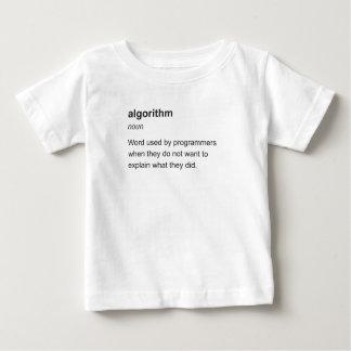 algorithm baby T-Shirt