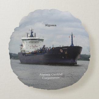 Algosea round pillow