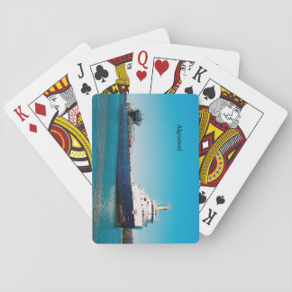 Algosteel playing cards