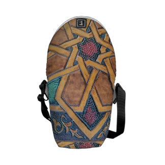 Alhambra Design #1 Messenger Bag