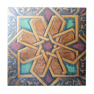 Alhambra Design #1 Tile