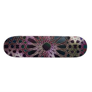 Alhambra Design 20 Cm Skateboard Deck