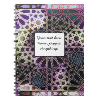 Alhambra Design Notebook