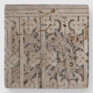 Alhambra Wall Tile #8 Stone Beverage Coaster