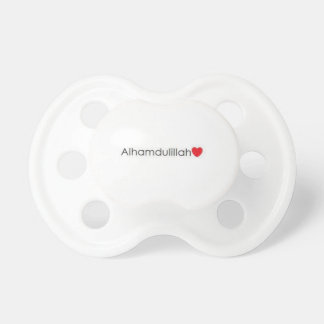 Alhumdulillah Pacifier